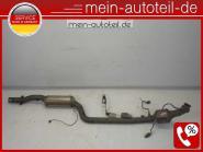 Mercedes W211 S211 350 CGI Auspuffrohr Rechts ERST 109.000KM gelaufen 2194902719