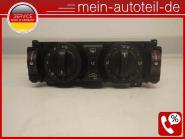 Mercedes S210 Klimabedienteil Bedienteil Heizregler 2108303185 GKR 9140010371 BO