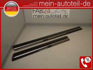 Mercedes S210 Türleisten SET LINKS Avantgarde Avantgarde 2106900382 + 2106900582