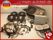 Mercedes S211 Harman Kardon Soundsystem Umbauset KOMPLETT W211