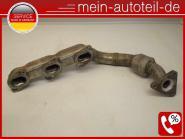 Mercedes W221 S 320 CDI Abgaskrümmer V6 Rechts erst 23.000Km gelaufen ! ! ! 6421