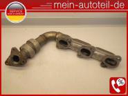 Mercedes W221 S 320 CDI Abgaskrümmer V6 Links erst 24.000Km gelaufen ! ! ! 64214