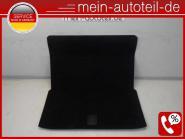 Mercedes W211 S211 Kofferaumboden Teppich Schwarz 2116802842 - 2116802842, A2116