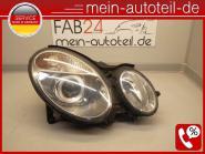 Mercedes S211 Bi-Xenonscheinwerfer RE ohne Kurvenlicht (2002 - 2006) 2118201461