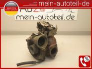 BMW 5er E60 E61 530d KOMPLETTER Turbolader mit Steuereinheit 7790306 M57D3