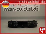 Mercedes W211 S211 Klimabedienteil 4-Zonen (2006-2009) 2118302290 A2118302290, A