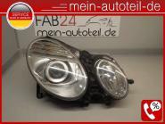 Mercedes S211 Bi-Xenonscheinwerfer Re ohne Kurvenlicht (2006-2009) 2118204861 21
