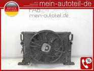 Mercedes W211 S211 E 220 T CDI TOP KOMPLETT 220cdi 170PS Set Kühler + el. Lüfter