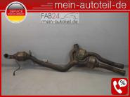 Mercedes S211 E 55 T AMG Kompressor 55 AMG Auspuff Kat Links 2114902519 KTA017