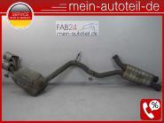 Mercedes W211 E 55 AMG Kompressor AMG Auspuff hinten rechts 2114905021 Limo 1139