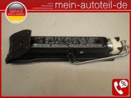 Mercedes S211 Wagenheber SCHWARZ 2115830215 2115830115, 2115830215, a2115830115,