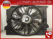 Mercedes W211 S211 280 CDI Elektrolüfter mit 600 Watt 2115001693 BOSCH 013070683
