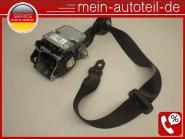 Mercedes W211 S211 Gurt Gurtstraffer VL Schwarz (2006 - 2009) 2118605586 - 21186