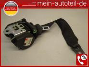 Mercedes W211 S211 Gurt Gurtstraffer HL LIMO Limousine Schwarz (06-09) 211860098