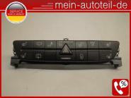 Mercedes S211 Schalterleiste Schalteinheit 2118213979 A2118210758, A2118212658,