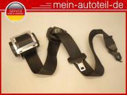 Mercedes W164 Sicherheitsgurt VL Schwarz 2518607585 2518607585, A2518607585, A25