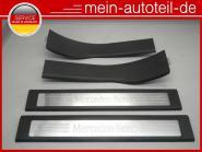 Mercedes W164 ORIGINAL Türeinstiegsleisten Schwarz 1646803335 + 1646803435 + 164