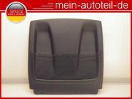Mercedes W164 Sitzverkleidung Vorne Leder SCHWARZ 2519100139 Microfaser - Schwar
