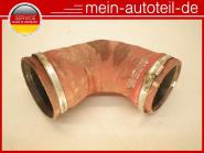 Mercedes W164 ML 420 CDI 4-matic Ladeluftschlauch 1645281682 629912 1645281682,