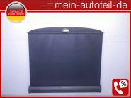 Mercedes W211 S211 Laderaumabdeckung SCHWARZ 2118600075 - Oriongrau a2118600075,