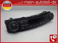 Mercedes W211 S211 Klimabedienteil 4-Zonen 2118301785 VDO H24 400055010 21183017