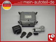 Mercedes W211 S211 Motorsteuergerät SET E350 272PS 2721531679 2721531679, A27215