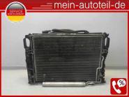Mercedes W211 S211 KÜHLERPAKET KOMPLETT 280 320 cdi Set Kühler el. Lüfter Paket