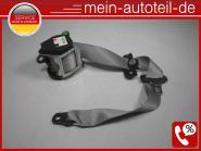 Mercedes W211 Gurt HL GRAU LIMO (2002 - 2006) 2118600385 Limo Etnagrau A21186003