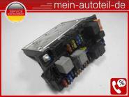 Mercedes W211 S211 Sicherungskasten SAM Modul 2115457001 Temic 00005927A32061250