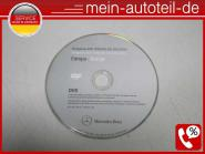 Mercedes W211 S211 Navi DVD Comand APS Navi Europa 2013/2014 Version 14.0 211827