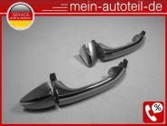 Mercedes W164 Türgriff VR / HR 723 Cubanitsilber 1647600670 A1647600670, A 164 7