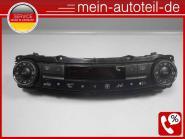 Mercedes S211 Klimabedienteil 4-Zonen 2118300685 VDO H24 400055010 2118302085, 2