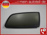 BMW 5er E60 E61 Spiegelglas Li aut. Abblendbar Links E63 E64 morrir glas 7168181
