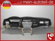 BMW 5er E60 E61 Armaturenbrett Individual dashboard Schwarz Beige 7963121 Titan