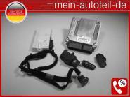 BMW 5er E60 E61 KOMPLETTSET Motorsteuergerät 530D 231PS LCI 7799856 BOSCH 028101