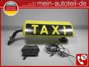 Mercedes W211 S211 Taxi Dachleuchte Dachschild TAXAMETER Dachzeichen