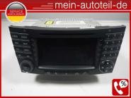 Mercedes W211 S211 Großes Navi APS Comand FAKRA TV-Tuner 2118272442 2118270157