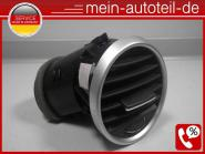 Mercedes W164 Luftdüse RE Amaturenbrett 7379 ALPACAGRAU Dunkel 1648302054 Alpaca