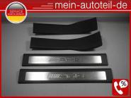 Mercedes W164 ORIGINAL 63 AMG Türeinstiegsleisten Schwarz 1646803035, 1646802935