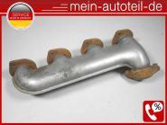 Mercedes S211 E 55 T AMG Kompressor Abgaskrümmer V8 AMG Links 1131400909 113990