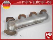 Mercedes S211 E 55 T AMG Kompressor Abgaskrümmer V8 AMG Rechts 1131402009 113990