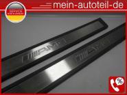 Mercedes S211 ORIGINAL E 55 AMG Türeinstiegsleisten Avantgarde 2116802835, 21168