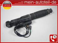 Mercedes S211 wie NEU: ORIGINAL E 55 AMG Airmatic Stoßdämpfer Kombi HL erst 10.0