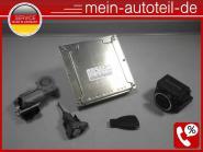 Mercedes S211 E 55 AMG Motorsteuergerät SET 350KW 476PS Schlüssel Zündschloss 11