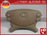 Mercedes S211 63 AMG Fahrerairbag Landscape (06-09) Lenkradairbag Airbag 2198601