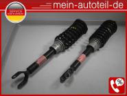 Mercedes W211 ORIGINAL SET Federbeine VL + VR vorne links rechts 2113201113 Sach