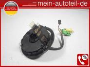 Mercedes S211 Schleifring Kontaktspirale Airbagschleifring Lenkwinkelsensor 0004