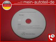 Mercedes S211 Navi DVD Comand APS Navi Europa 2014/2015 Version 15.0 2118274665