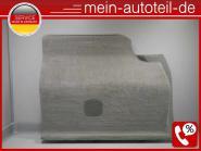 Mercedes S211 Laderaumverkleidung RE Harman Kardon GRAU 2116902226 Etnagrau 2116