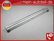 Mercedes S211 ORIGINAL Sonnenrollo HR Türpappe 2118100620 Leder Semianilin Grau